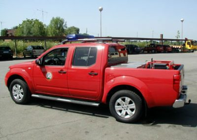 Vozilo za gašenje požara otvorenog prostora